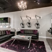 Modern LUXE Salon Hair Salon Frisco Texas Hair Stylist Lounge