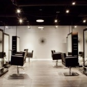 Modern LUXE Salon Hair Salon Frisco Texas Hair Stylist Chairs