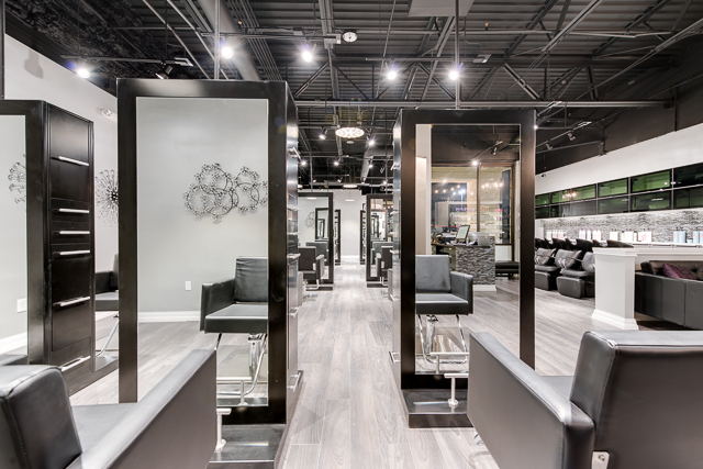 Beauty Hair Salon Modern Luxe Salon In Frisco Tx