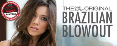 Brazilian Blow Out Hair Service