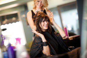 Hair Stylist Action Image